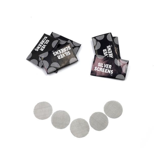 Silver Screen Metal Filters