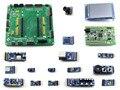STM32 Борту STM32F4DISCOVERY STM32F407VGT6 STM32F407 STM32 ARM Cortex-m4 Совет По Развитию + 15 Модулей Комплект = Open407V-D Пакет B