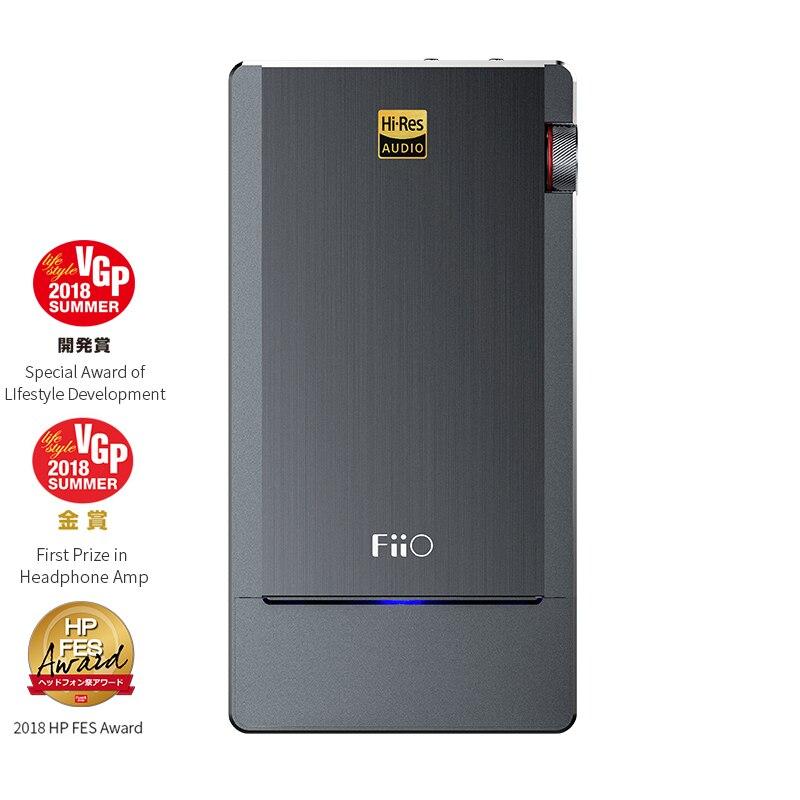 FiiO Q5 Bluetooth 4.0 APTX AAC et DSD-Capable CAD & Amplificateur, USB DAC Amplificateur Q5 pour iPhone/ordinateur/Android/Sony