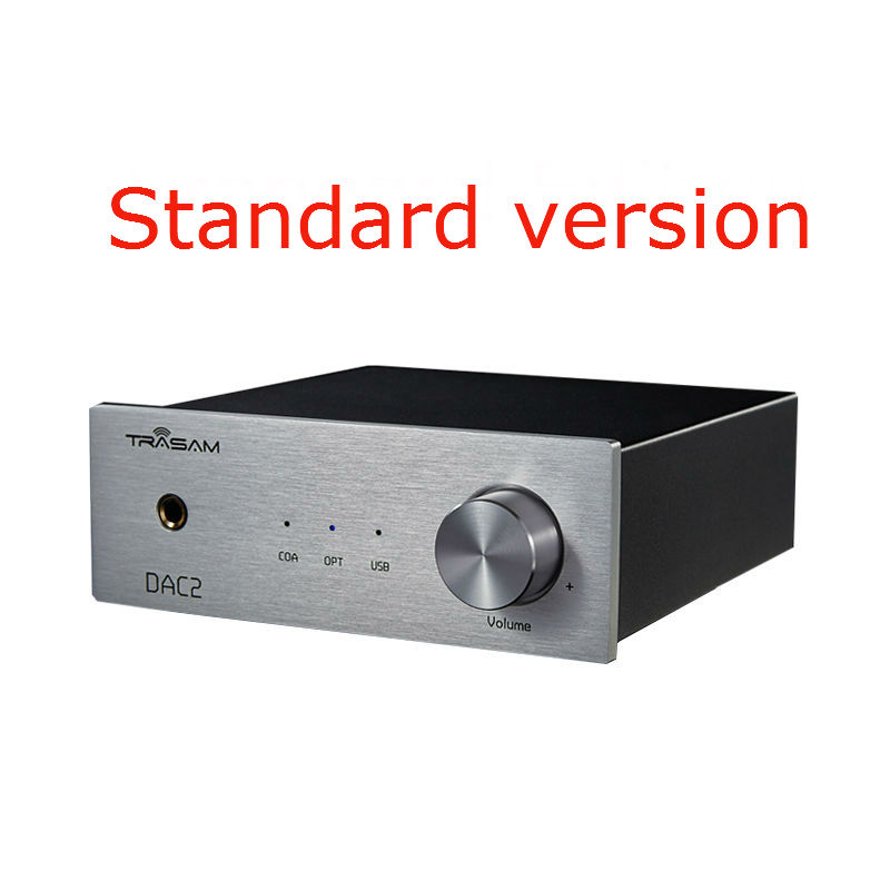 DAC2 High Performance HiFi Digital Audio Pre-Player/Decoder smal a6 hifi digital amplifier 50wx2 dac digital 110v 220v native dsd512 usb optical coaxial lp player cd analog input