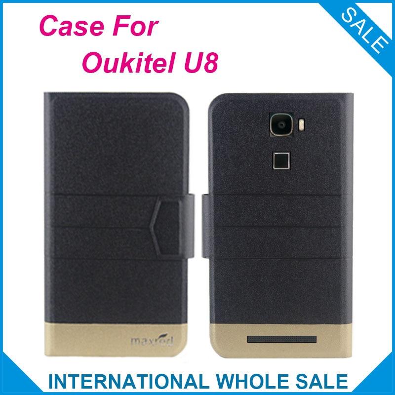 Vruće! 2016 slučaj Oukitel U8 Novi Dolazak 5 boja Tvornička cijena - Oprema i rezervni dijelovi za mobitele