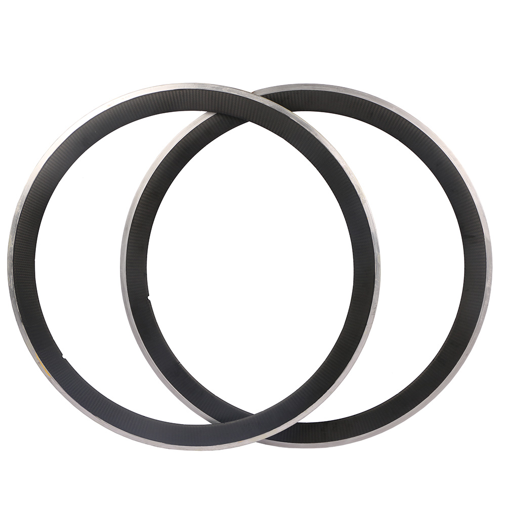 clear stock carbon wheels  45mm Carbon Clincher Wheels Road Bike Wheel alloy Braking Surfaceclear stock carbon wheels  45mm Carbon Clincher Wheels Road Bike Wheel alloy Braking Surface
