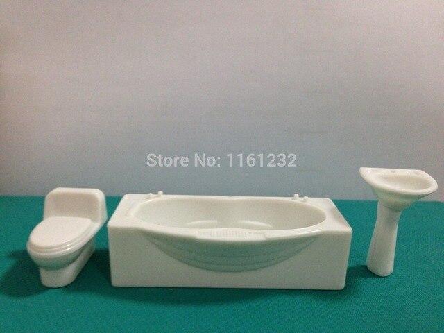 Vasca Da Bagno Mini : Mini scala bagno modelli di mobili 1:25 vasca da bagno closestool