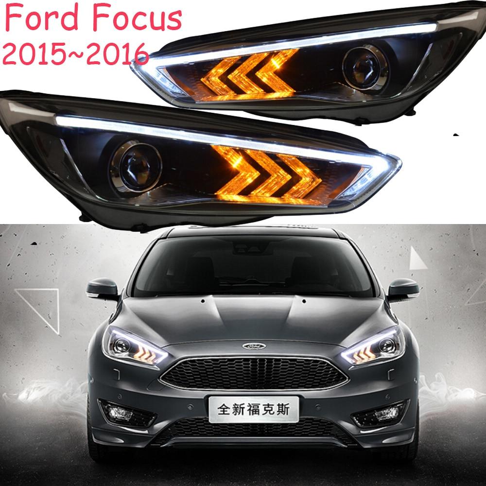 HID,2015~2016,Car Styling for Focu Headlight,Transit,Explorer,Topaz,Edge,Taurus,Tempo,spectron,Falcon,Focu head lamp