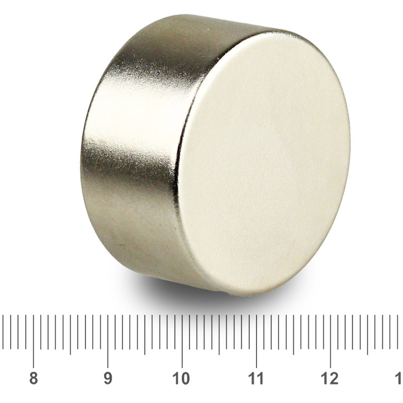 OMO Magnetics 1pc N35 Strong Permanent Magnets Neodymium Magnet Cylinder Round 30mm x 15mm Rare Earth Magnet Disc Free Shipping in Magnetic Materials from Home Improvement