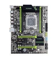 huananzhi X79 motherboard HUANAN V2.49 LGA2011 ATX USB3.0 SATA3 PCI E NVME M.2 SSD support REG ECC memory and Xeon E5 processor