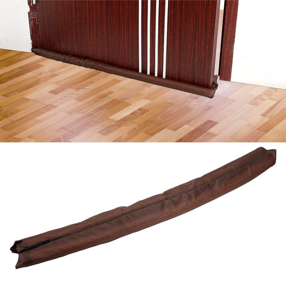 NICEYARD Door Stops Brown Sealer Wind Dust Blocker Doors And Windows Protecter