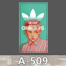 A509 Stickers Mixed Funny Cartoon Jdm Doodle Decals Luggage Laptop Car Styling Skateboard DIY Home Decor