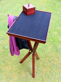 Trinity Floating Table - Magic tricks,Stage, close-up,Illusions,Gimmick,Mentalism