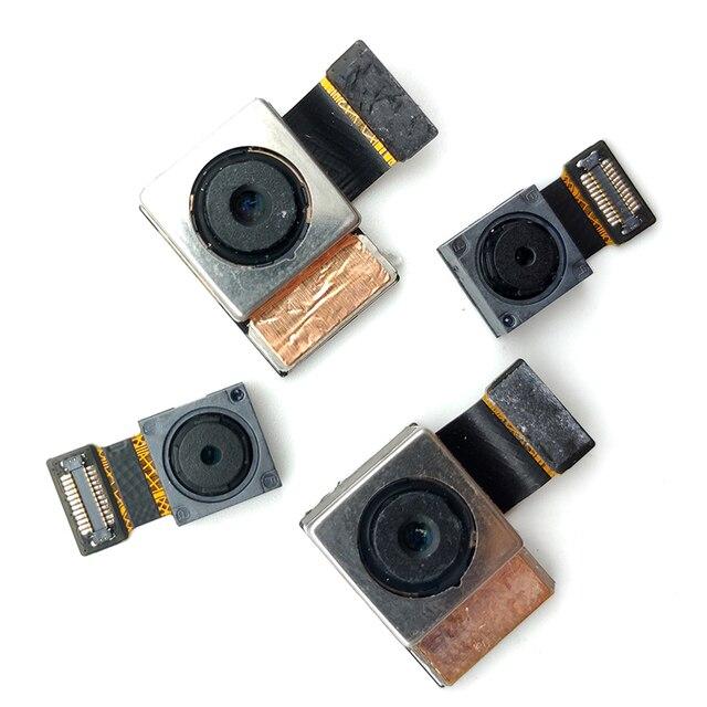 Dành Cho Asus Zenfone 3 ZE552KL ZE520KL Z012DA Z017DA Camera Trước Flex Với Lưng Phía Sau Camera Cáp Mềm Chất Lượng Cao
