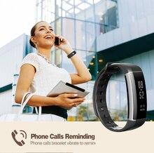 Get more info on the Zeblaze Zeband Plus Fitness Tracker Smart Bracelet Sport Pedometer Wristband Heart Rate Sleep Monitor IP67 Waterproof WristBands