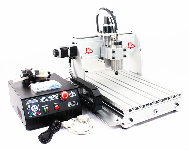 UK warehouse !!! no tax !!! 3040Z-S cnc drilling machine for model enthusiasts and business shop woodworking milling machine eur free tax cnc 6040z frame of engraving and milling machine for diy cnc router