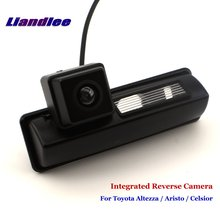 Liandlee For Toyota Altezza / Aristo / Celsior Car Rear View Backup Parking Camera Reverse Camera / SONY CCD HD Integrated new high quality rear view backup camera parking assist camera for toyota 86790 42030 8679042030