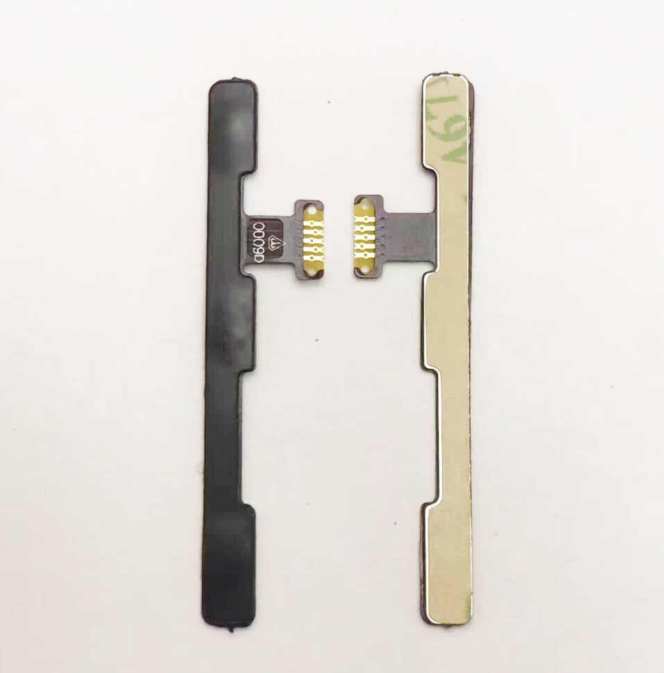 3pcs/lot Power on off Volume up down Switch Key Button flex cable For Lenovo Vibe K5 A6020 Replacement