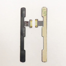 2pcs/lot Power on off Volume up down Switch Key Button flex cable For Lenovo Vibe K5 A6020 Replacement