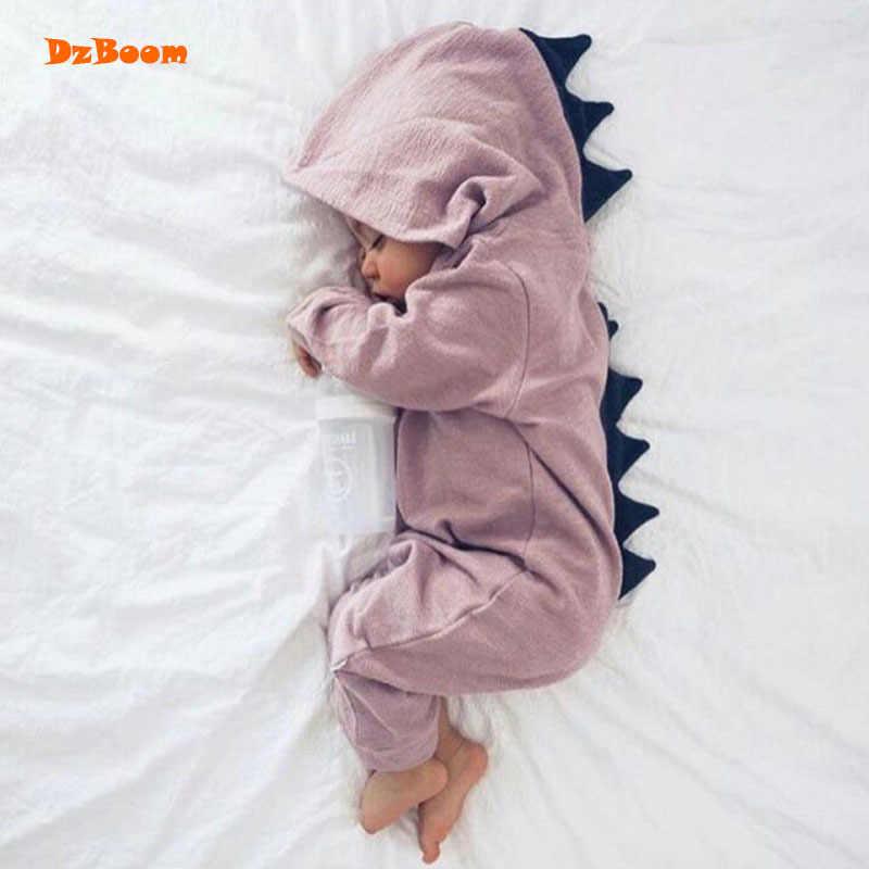 Novelty Newborn Baby Kids Boys Girls Animal Cotton Romper Jumpsuit Clothes US
