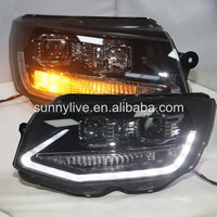 For Volkswagen Transporter Caravelle Multivan T6 LED Headlight 2015 up SN