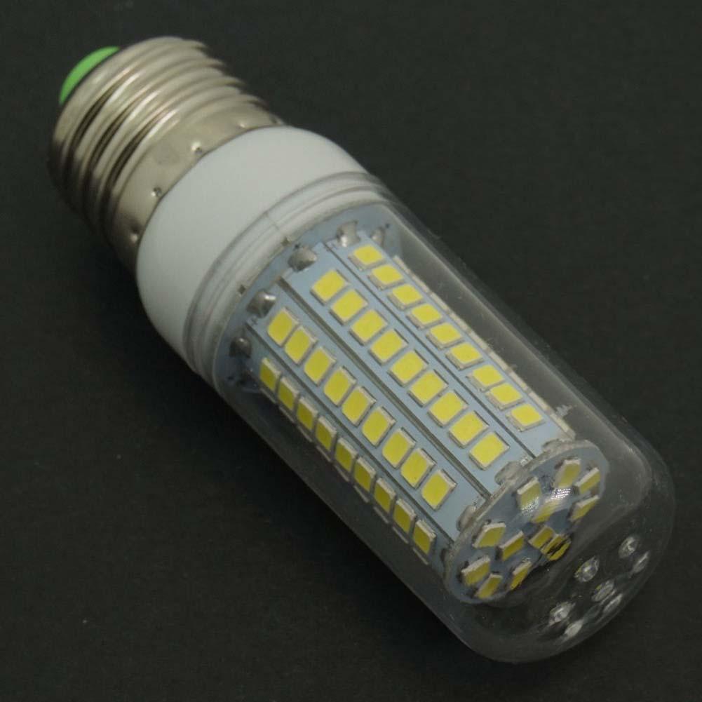 E27 10W 102 2835 SMD LED Corn Bulb Warm White Lamp 220V 2000LM Home Lamp APJ