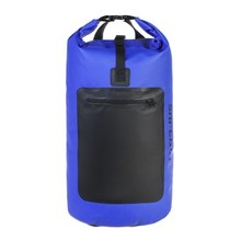 Outdoor waterproof storage bag anti stealing drifting 65*32cm free shipping