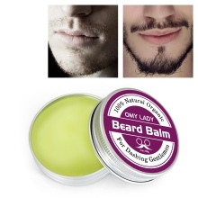 Men Beard Oil Balm Moustache Wax for styling Beeswax Moisture Smoothing Gentleme