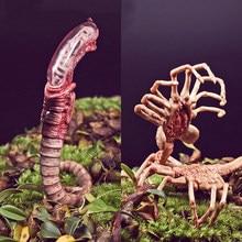 Figura de Alien de Xenomorph, depredador alienígena a escala 1/6, modelo Chestburster, figura de Alien de 12 pulgadas