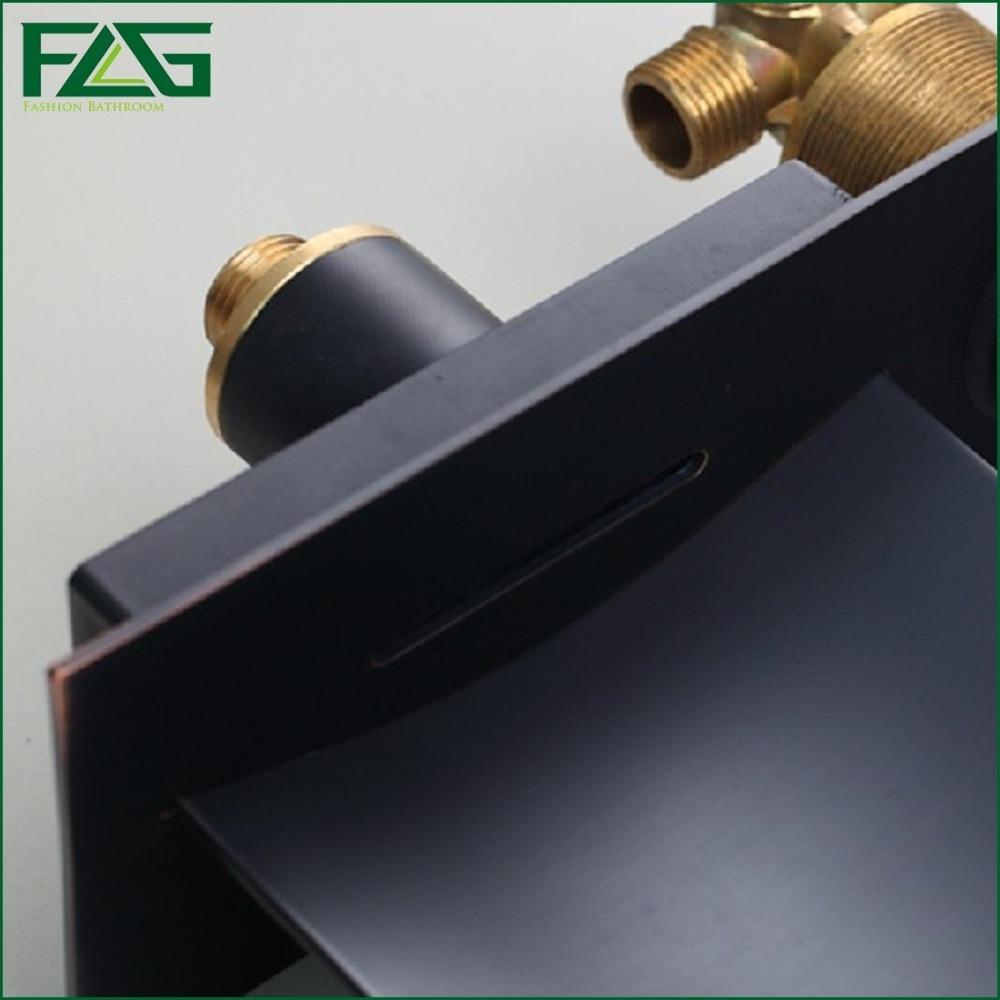 Aliexpress.com : Buy FLG Concealed Led Bathroom Faucet Temperature ...