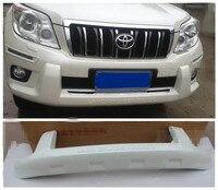 Передний бампер диффузор гвардии Передняя защитная пластина для Toyota LAND CRUISER PRADO 150 2010 2011 2012 2013 Высокое качество аксессуары
