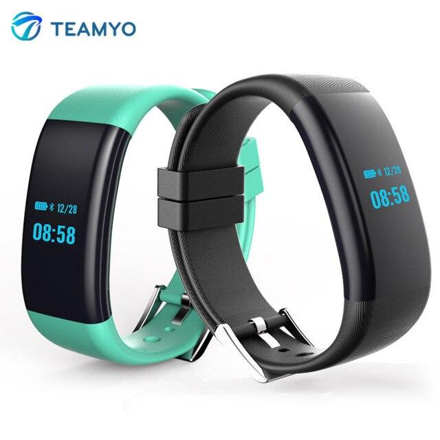 6f998d476c5 Waterproof DF30 Smart Bracelet Smart Wristband Heart rate Oxygen