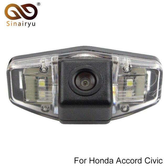 For Honda Accord 2005 2006 2007 2008 2009 2010 Car Ccd Night Vision