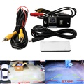 Lowest Price Waterproof 170Wide Angle Color Night Vision Car Rear View Back Up Reverse Parking Camera for BMW E39 E46