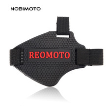 Motorcycle Shoe Protective Motocross Shift Pad Men's Shoe Protection Shoes Gear Riding Brake Cover XP-014 все цены