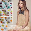 50 Silk 50 Cotton 135cm Wide Camouflage Polka Dot Charming Women S Thin Summer Fabric Cloth