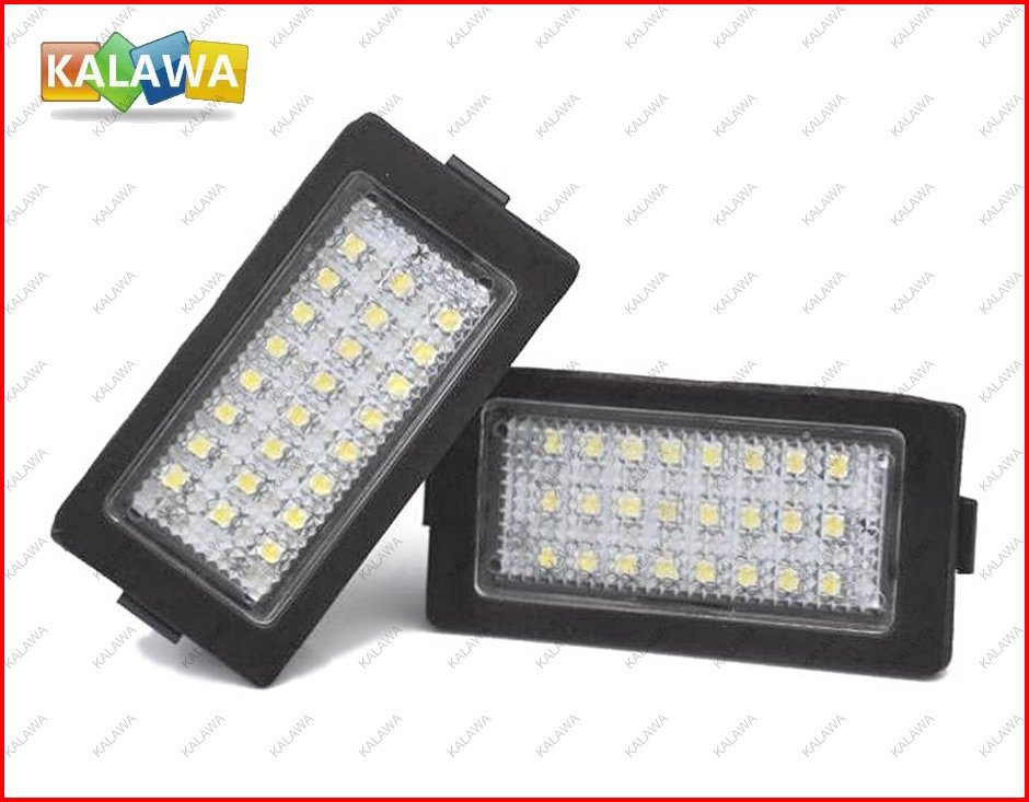 E38 LED License plate Lamp/ licence frame lamp license plate light replacement for  LP3507 GGG (FREESHIPPING)