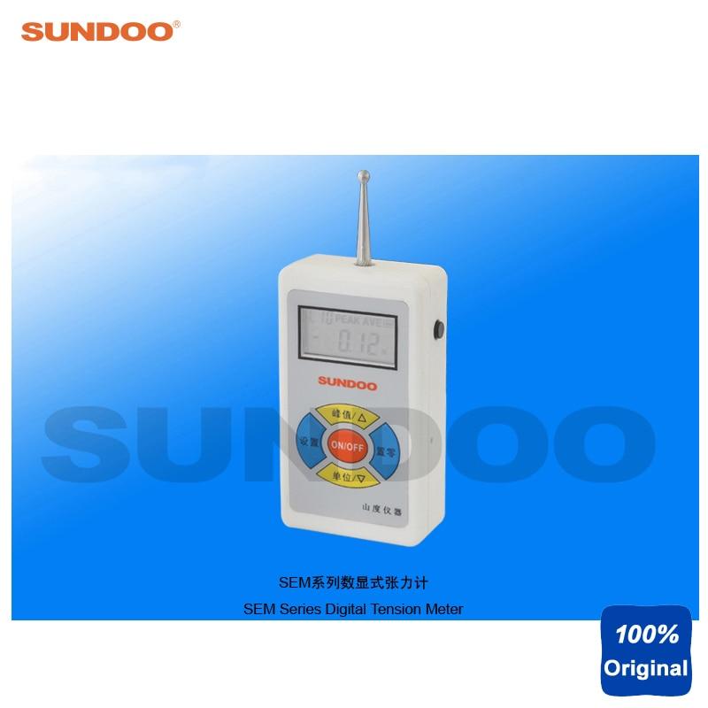 Sundoo SEM 10 10N font b Digital b font Push Pull Force Gauge font b Digital
