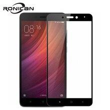 מלא כיסוי מזג זכוכית עבור Xiaomi Redmi 4X ראש Pro 4A 5A הערה 4X MTK X20 32GB 64GB הגלובלי גרסה 4X Snapdragon625 הערה 5