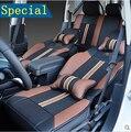 Aa fundas de asiento especial para jeep grand cherokee/wrangler/comandante/brújula/patriot durable cómodo fundas de asiento