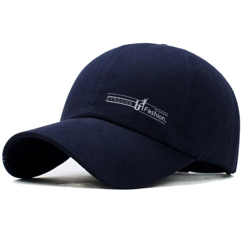 Gorras de béisbol casuales marca KUYOMENS para hombres para mujeres bordado F para amantes pareja Unisex gorra moda ocio Daddy sombreros