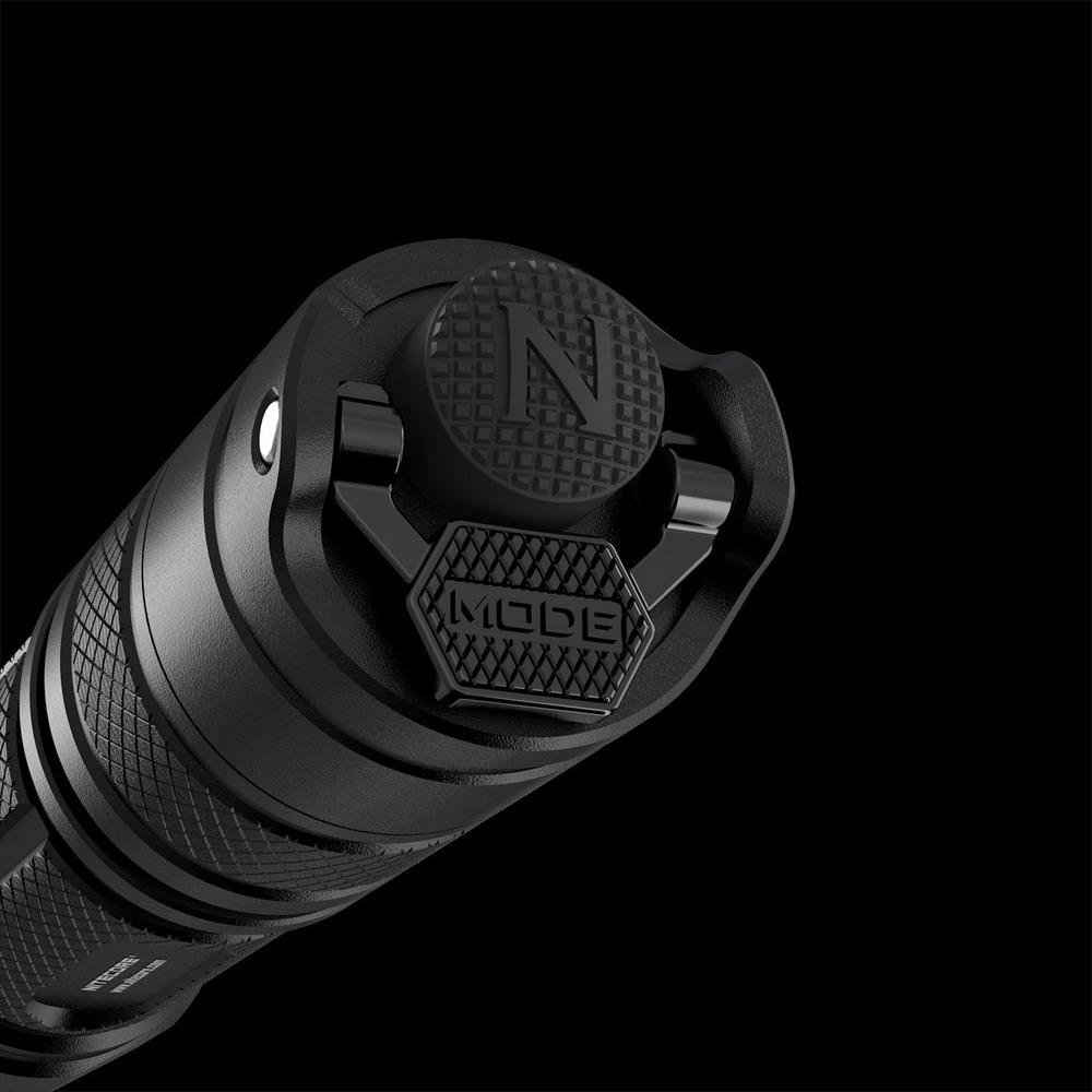 Wholesale Spotlight Nitecore P10GT LED Tactical Flashlight UM10 Charger 18650 Battery Outdoor Hunting Aluminum Alloy Waterproof - 3