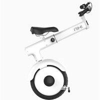 2018 nueva llegada 13 pulgadas eléctrico neumático una rueda monociclo 60 V 800 W inteligente solo rueda auto equilibrio motocicleta eléctrica
