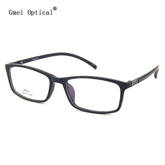 Gmei JB8201 Óptica Full-Aro de Acetato de Armação de Óculos para As Mulheres e Homens Óculos Óculos de Prescrição com 4 Cores Opcionais