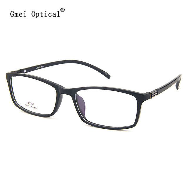 Gmei Optical JB8201 Full-Rim Acetate Frame Eyeglasses for Women and Men Glasses Prescription Spectacles with 4 Optional Colors