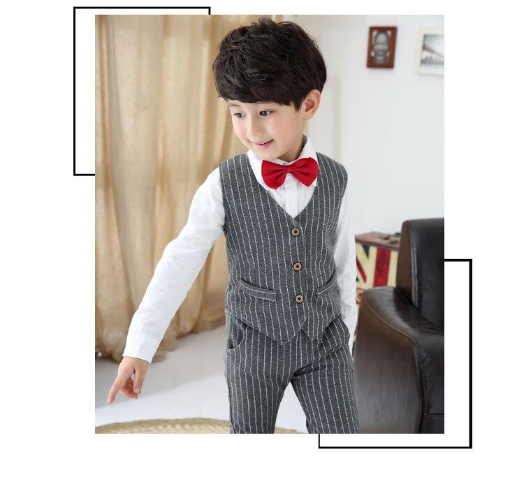Nice Boys 2-Piece Vest Suit - DealBola.com
