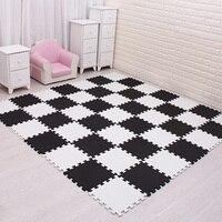 Meiqicool Baby EVA Foam Play Puzzle Mat For Kids Interlocking Exercise Tiles Floor Carpet Rug Each
