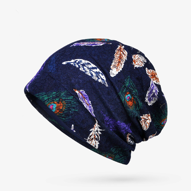 YYMM Brand Women Lace   Skullies     Beanie   Hat Female Spring Autumn Hat Cap Cotton Casual Flower Bonnet Femme Ladies Butterfly Hat
