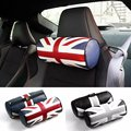 car pillow covers car styling for Mini Cooper S R50 R52 53 55 R56 57 58 59 60 R61 F56 F55 JCW clubman countryman accessories