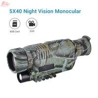 ZIYOUHU высококачественное инфракрасное излучение Ночное видение бинокли, Ночное видение прицел Камера, Термальность Gen3 Ночное видение для ох