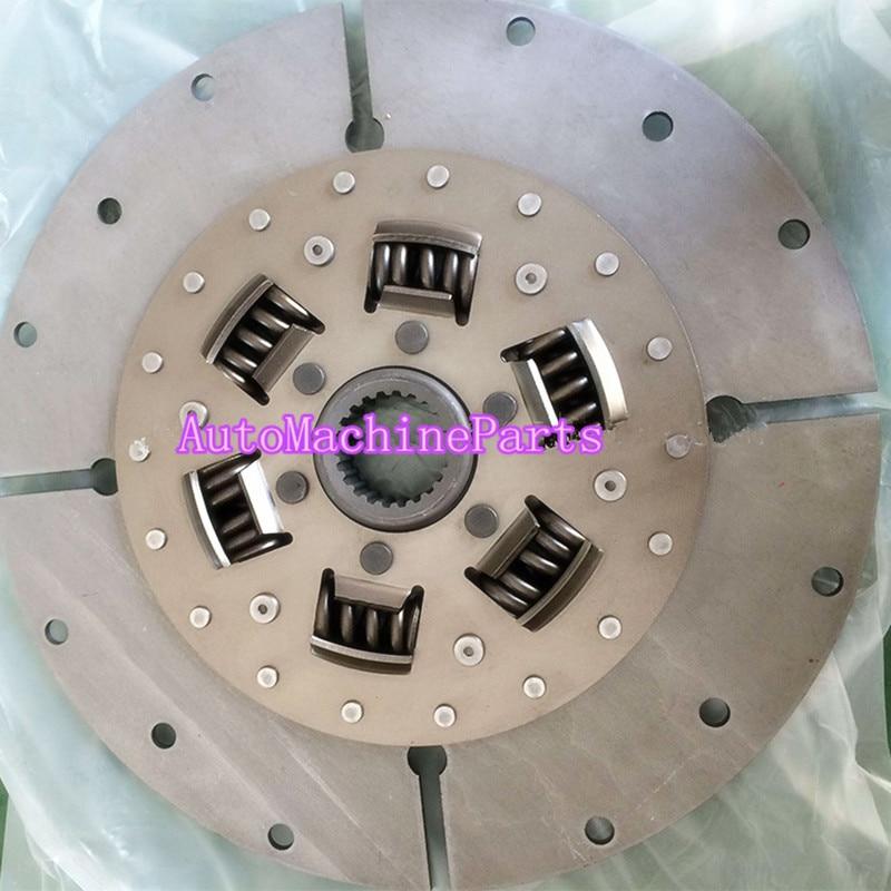 Spare Part Clutch Disc 14X-12-11102 For Komatsu D65-EX12Spare Part Clutch Disc 14X-12-11102 For Komatsu D65-EX12