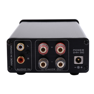 Image 4 - FX AUDIO FX502S פרו HIFI 2.0 אודיו דיגיטלי גבוהה כוח בית מיני מקצועי קולנוע ביתי מגבר TPA3250 NE5532 * 2 70 W * 2