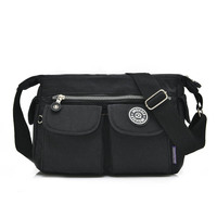 2017 Hot Sale Shoulder Bag Casual Bag Nylon Waterproof Women Bolsa Messenger Bag Women S Travel