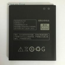 2000mAh BL210 Li-ion Phone Battery for Lenovo A536 A606 A656 A658T A750E A766 A770E A828T S650 S820 S820